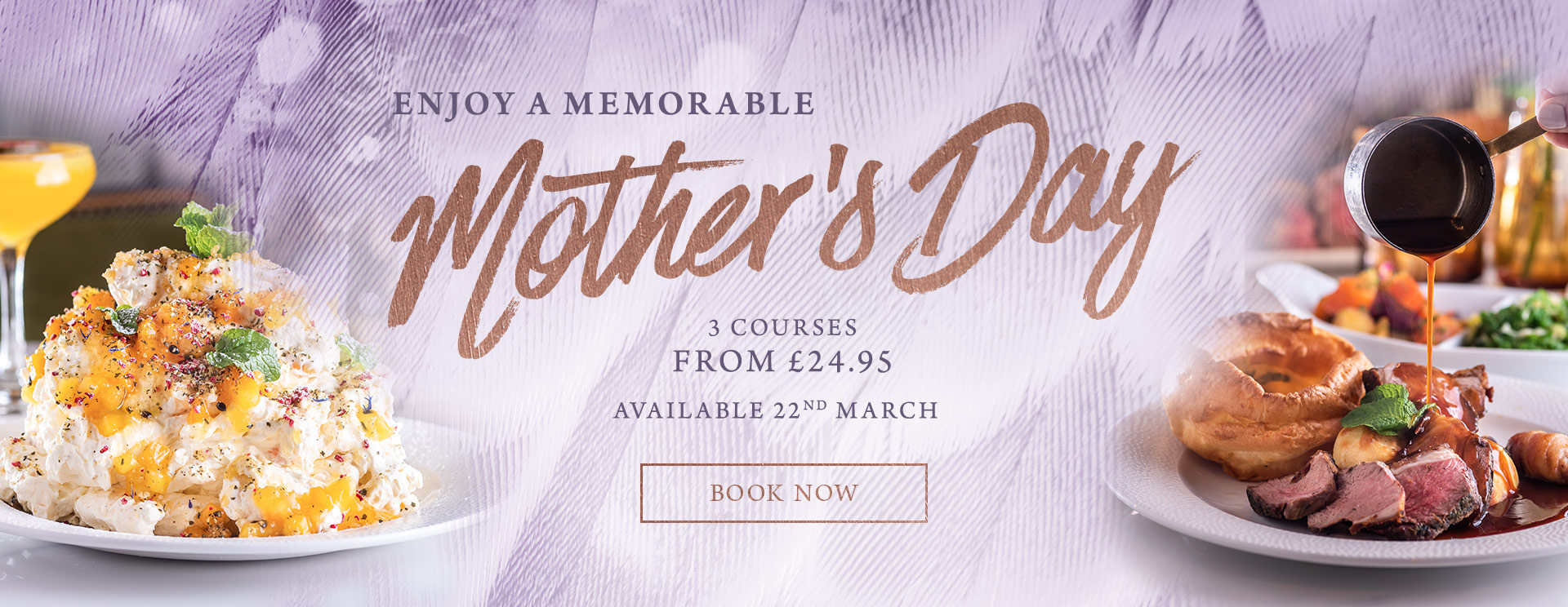 Mother's Day 2019 at The Horse & Groom